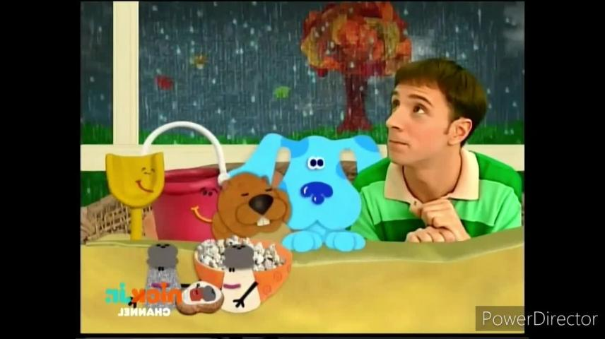 Blue S Clues What S That Sound So Long With Music Vidlii