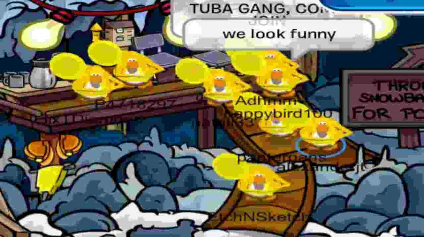 Yellow Tuba Gang Vidlii