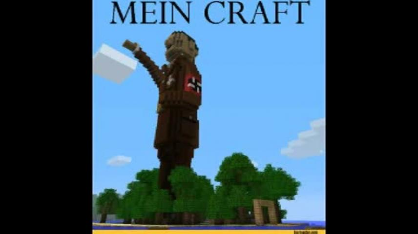 Horst wessel craft (EPIC MINECRAFT SONG PARODY OF NAZI GERMANY