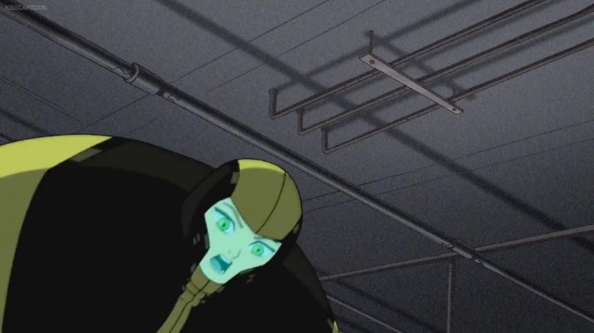 Ben 10 , Gwen\u0027s Level 10 Hazmat Suit inflation with Cartoon