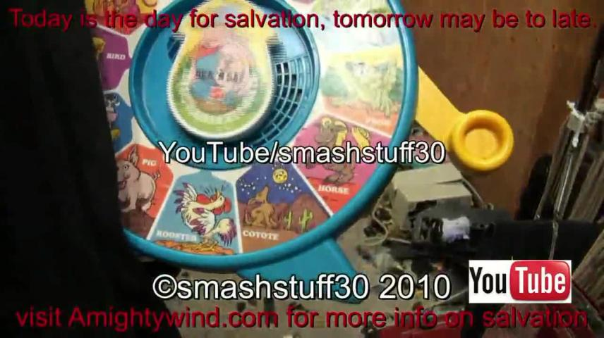 Smash See N Say Toy Vidlii