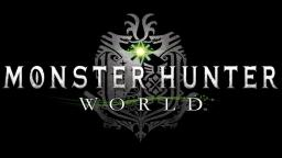 Monster Hunter World  - Helping Kill  Anjanath - Xbox One X
