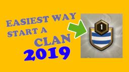 HOW TO GET SUCCESSFUL CLAN IN 2019 - Clash of Clans.1