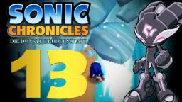 Lets Play Sonic Chronicles Part 13 - Die nicht umgehbare Sperre