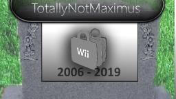 Last Minute Of Wii Shop Channel