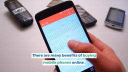 Benefits of Buying SmartPhones Online 2021