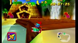 Diddy Kong Racing N64 Japanese Gameplay