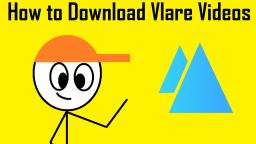 How to Download Vlare Videos using inspect element