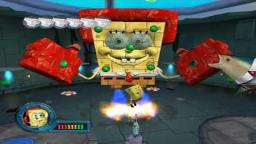 SpongeBob SquarePants In Battle For Bikini Bottom - Chum Bucket Lab (Final Boss)