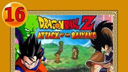 Lets Play Dragonball Z Attack of the Saiyans Part 16 - Radditz wird ritterlich zerfistet