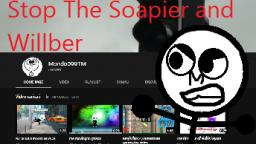 Soapier gets attacking people on YouTube