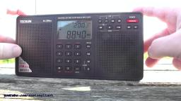 FM radio band scan DX at Walton On The Naze Essex Clacton with lots of Dutch stations Part 1