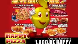 Happy Pizza 2009 Commercial