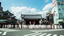 Its Always Sunny in Asakusa