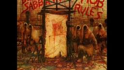 Black Sabbath - The Mob Rules.