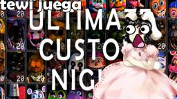tewi juega five nights at freddy custom night