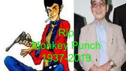 in memory of monkey punch our lupin the 3rd creator