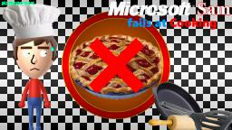 Microsoft Sam fails at Cooking