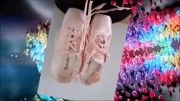 Ballet shoes pointes