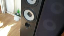 Sold my Big MISSION 704A FLOORSTANDING Stereo speakers