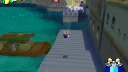 Super Mario Sunshine: Delfino Plaza #1