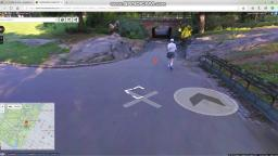 Instant Google Street View Balto Statue in New York City, Central Park
