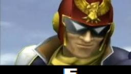 Captain Falcon Punches a Racist!