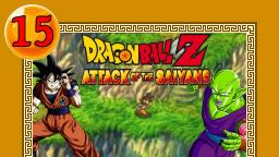Lets Play Dragonball Z Attack of the Saiyans Part 15 - Gemeinsame Sache mit Piccolo