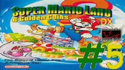 Let´s Play Super Mario Land 2 SgC DX (Deutsch)  - Teil 5 Tauchgang in der Turtle-Zone!
