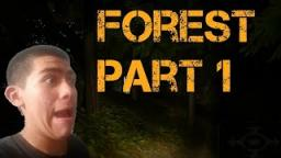Forest|part1|This is so harder than Slenderman