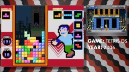 Clearing 200 Lines on Tetris DS