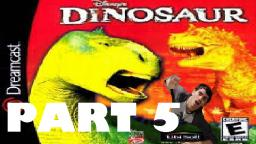 Charlie plays Disneys Dinosaur video game! Part 5