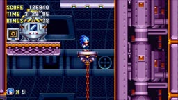 Sonic Mania Playthrough Part 6: Flying Battery Zone (Act 1)