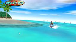 Project64 WAVE RACE 64 FINAL CHANCE TO HEAR THE INTO! YOU MOVE ON TO THE NEXT ROUND!