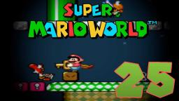 Lets Play Super Mario World Part 25 - Auf zur Star World