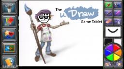 The UDraw Game Tablet!