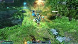 Phantasy Star Online 2 PC Gameplay sorry for bad quality :(