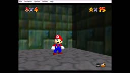 How to Do the Bunny Glitch in SM64