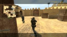 playing counter strike so some guy can get most dislkiked