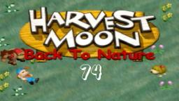 Let´s Play Harvest Moon Back To Nature ★ 74 ★ Eine seltene Bienenart