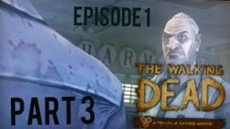 The Walking Dead |Part 3| The mean old man