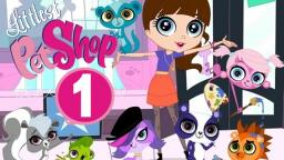 LITTLE PET SHOP ❤ 1 ❤ Gameplay