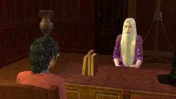 Sims 2 Harry Potter and The Chamber of Secrets- chapter 12