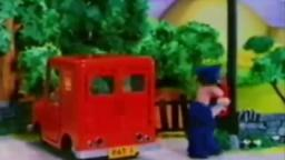 Postman pat is black