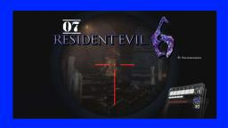 Lepotitsa Part 07 (Deutsch) Let´s Play Resident Evil 6