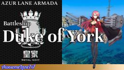 Azur Lane Armada: Duke of York