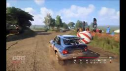 Dirt Rally 2.0 - Multiple Roll-Overs #2