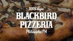 Black Bird Pizzeria Vegan Supreme Pizza