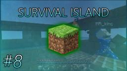 Survival Island: #8 - Ahhh! Theres Fire! (Minecraft Series)