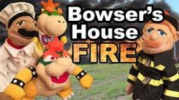 SML Movie_ Bowsers House Fire!